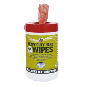 Heavy Duty Hand Wipes (50 Wipes)
